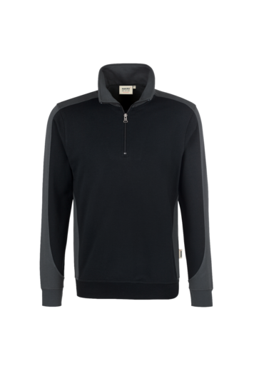 Zip-Sweatshirt Contrast Performance 476