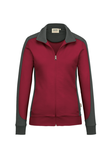Damen Sweatjacke Contrast Performance 277